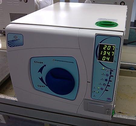 16L Dental médico quirúrgico aspiradora de vapor esterilizador ...