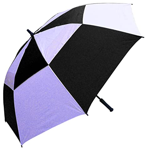 1748ebf2ecbe RainStoppers 60-Inch Windbuster Golf Umbrella