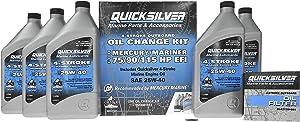 Quicksilver 4-Stroke EFI Oil Change Kit