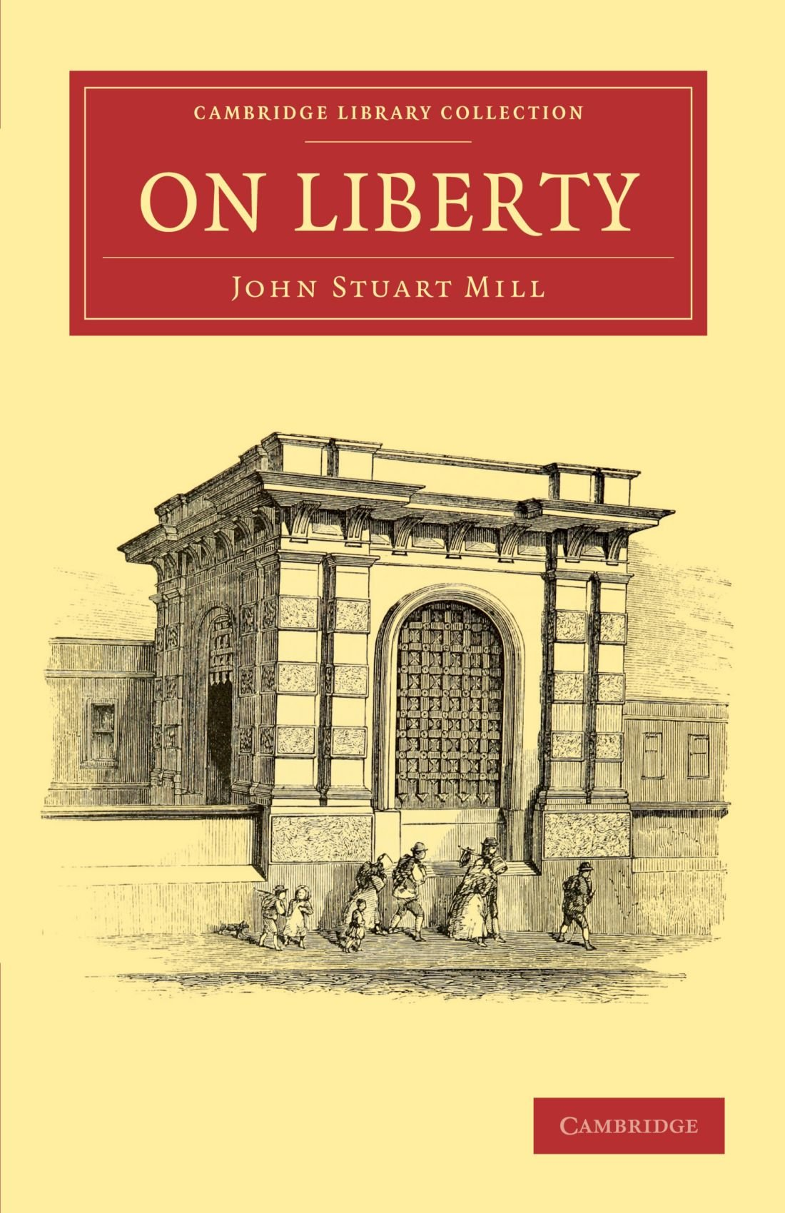Download On Liberty (Cambridge Library Collection - Philosophy) PDF