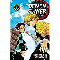 Demon slayer. Kimetsu no yaiba: 3