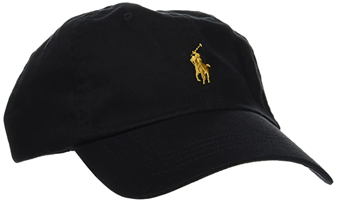 ac9836a18befe9 Image Unavailable. Image not available for. Colour: Ralph Lauren Polo Men's  Cotton Chino Baseball Cap ...