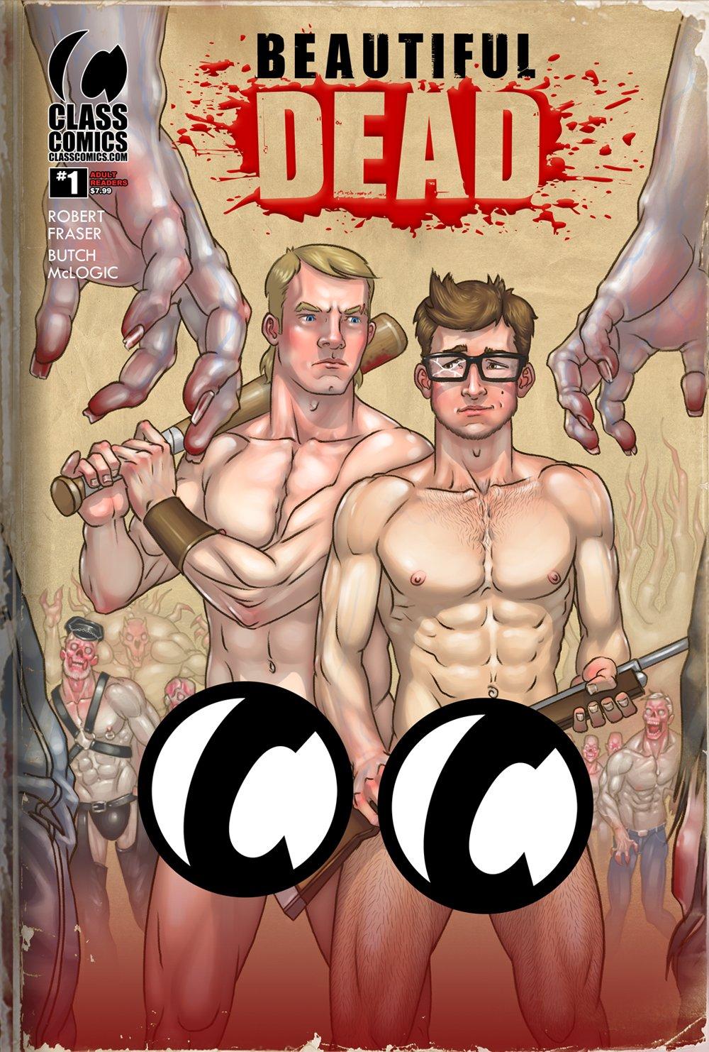 Смотреть гей-комиксы онлайн