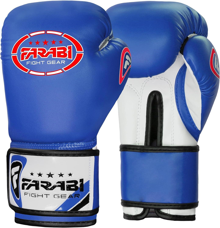 Farabi Sports Boxing Gloves SL-9 Punching Bag Training Fitness Workout Gloves