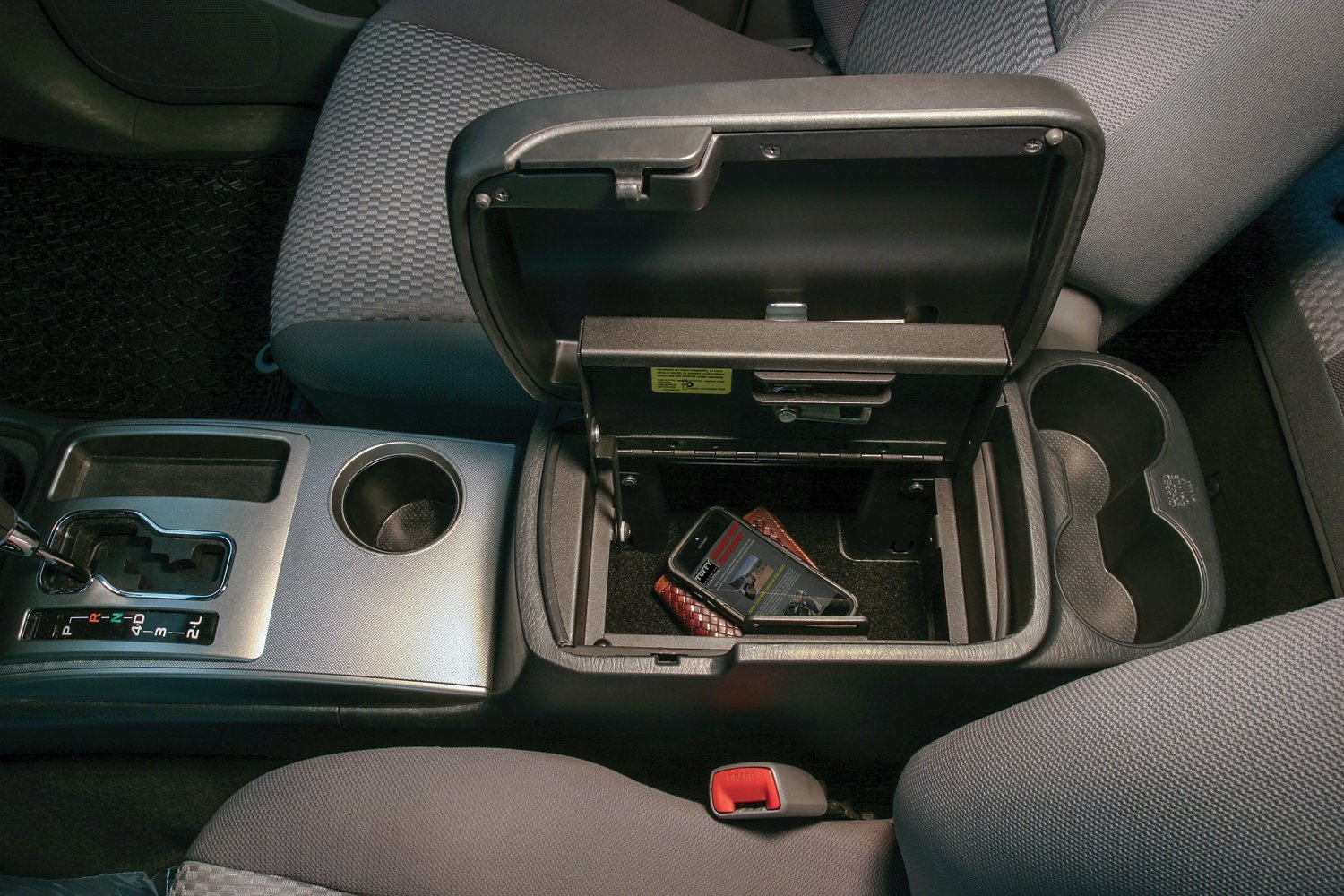 Tuffy 314-01 Console Insert for 05-15 Toyota Tacoma with Bucket Seats