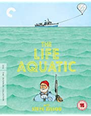 The Life Aquatic with Steve Zissou [The Criterion Collection]