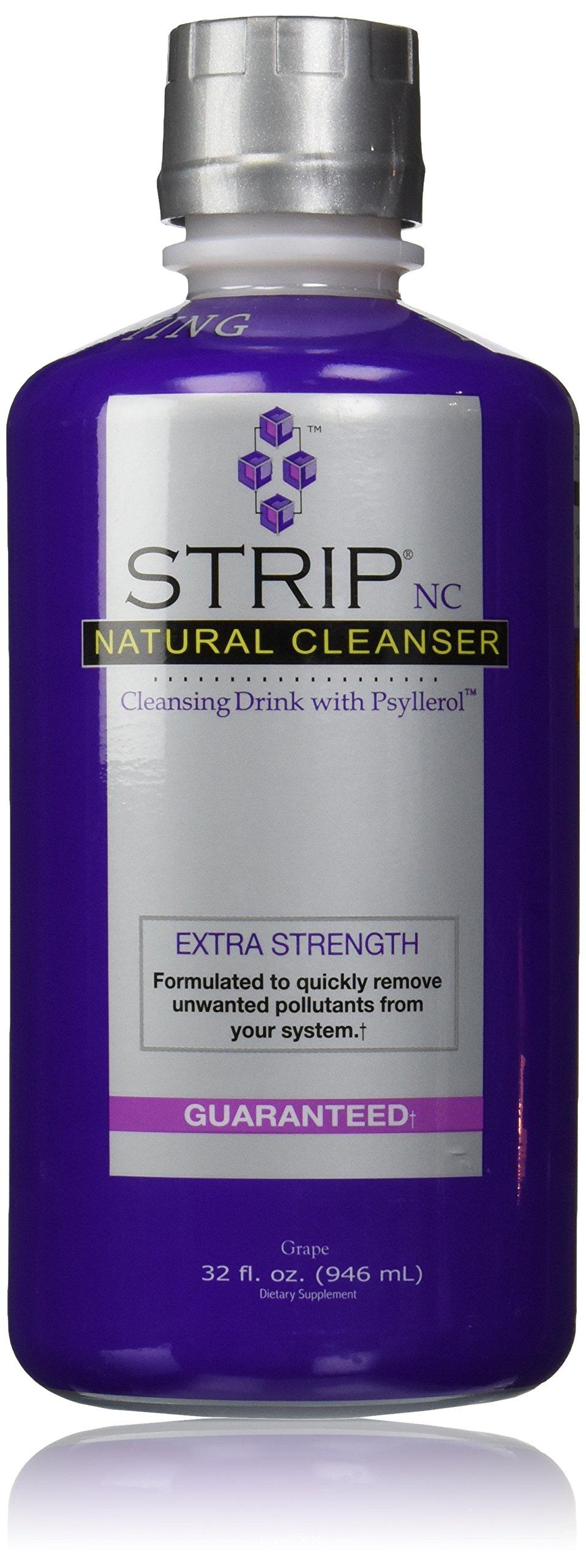 Strip Nc Natural Cleanser Extra Strengh Grape 32 Fl Oz 20