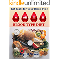 BLOOD TYPE DIET: Eat Right for Your Blood Type