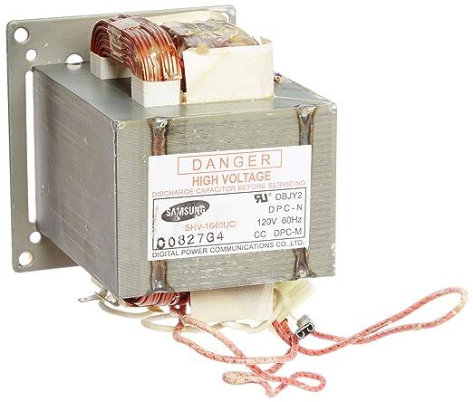 Frigidaire - Transformador de alta tensión para microondas ...
