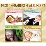 Music for Babies: Greatest Baby Lullabies, Classical Music for Babies, Nature Sounds Only, Baby Music With Sounds of Nature f