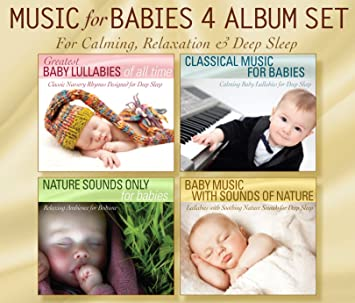 Music for Babies: Greatest Baby Lullabies, Classical Music for Babies,  Nature Sounds Only, Baby Music With Sounds of Nature for Calming Relaxation  and