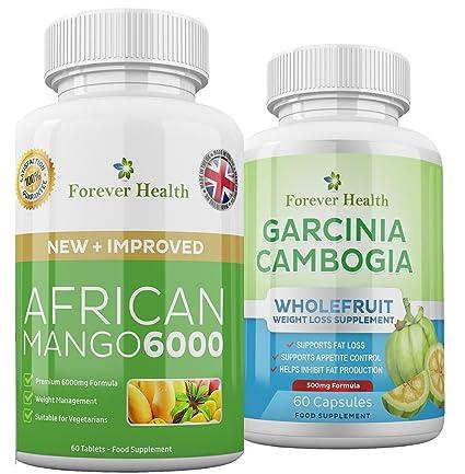 c51410e18 GARCINIA CAMBOGIA + AFRICAN MANGO Africano Mango - Quemar Grasa Rápidamente  ! Especialmente Formulado Para el Super Rápida ...