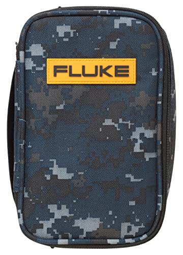 Fluke 4911574 CAMO-C25 BD Blue Digital Carrying Case