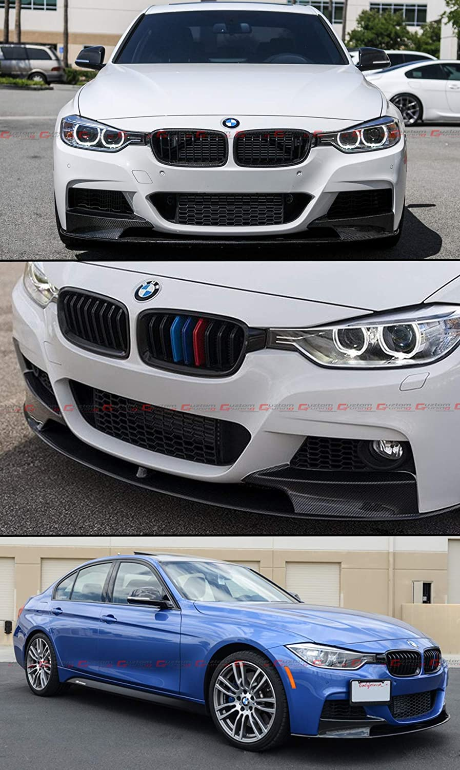 Exterior Accessories Fits for 2012-2018 BMW F30 F31 3 Series M ...