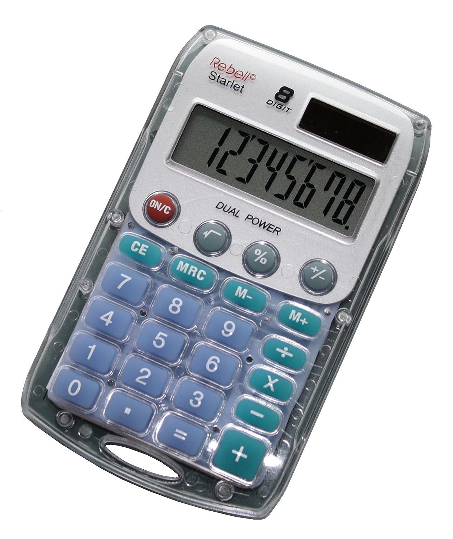 Rebell RE-STARLET Pocket Calculator