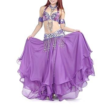 BellyLady Traje de Prueba de Danza del Vientre Gitana ...