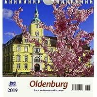 Oldenburg 2019 Postkartenkalender