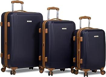 Dejuno Legion Hardside Spinner 3-Piece Luggage Set