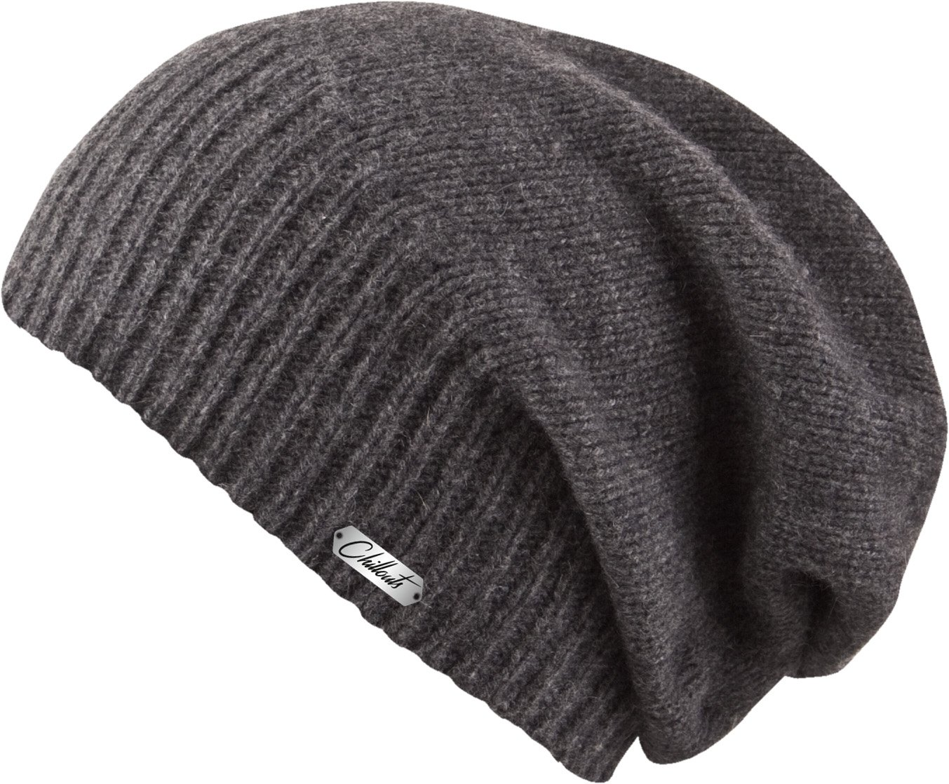 Chillouts Riley Hat Dark Grey -One Size