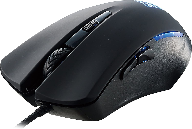 Tt eSPORTS KB-CMC-PLBLGR-01 Set di tastiera e mouse Mouse Commander Gaming Gear Combo Nero