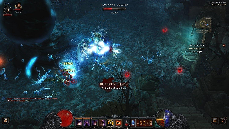 Activision Diablo III: Reaper of Souls - Ultimate Evil Edition ...