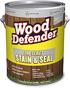 Sashco 67575 Transformation Deck and Fence Stain