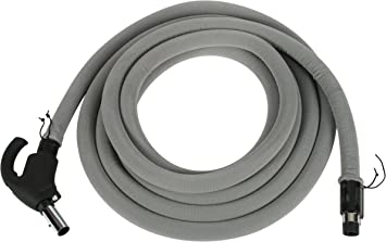 Universal 2 OD and Wire Imperium Central Vacuum Pipe 40ft