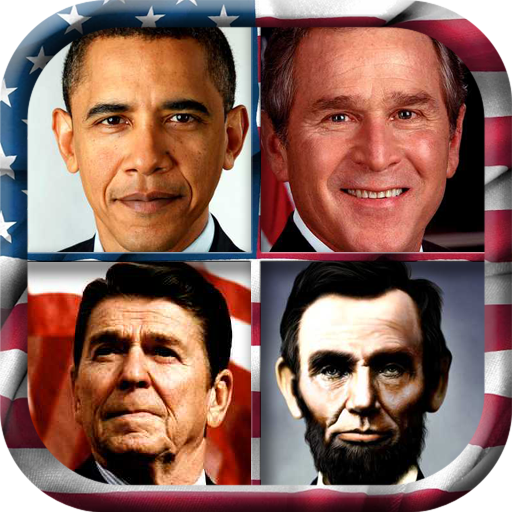 US Presidents Tile Quiz