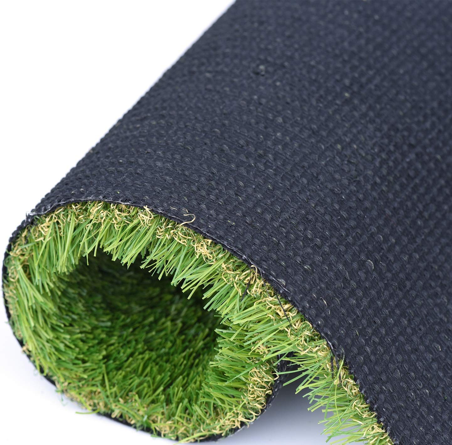 RoundLove Artificial Turf Lawn Fake Grass Indoor Outdoor Landscape Pet Dog Area (40X80 in) by RoundLove
