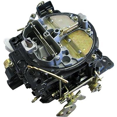 JET 33009 Marine Quadrajet Carburetor