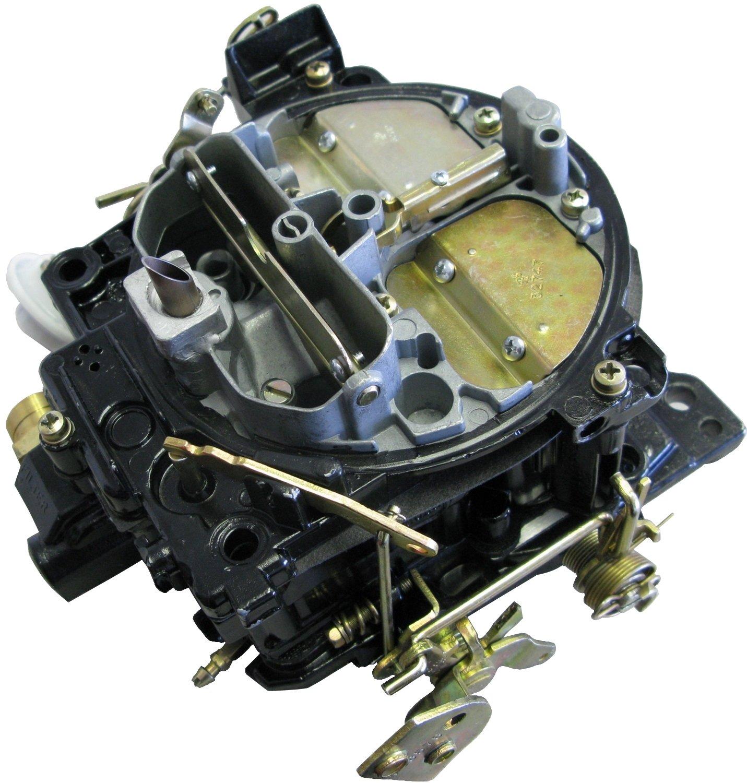 JET 33006 Marine Quadrajet Carburetor