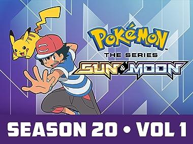 Amazon com: Pokémon the Series: Sun & Moon - Season 20, Volume 1
