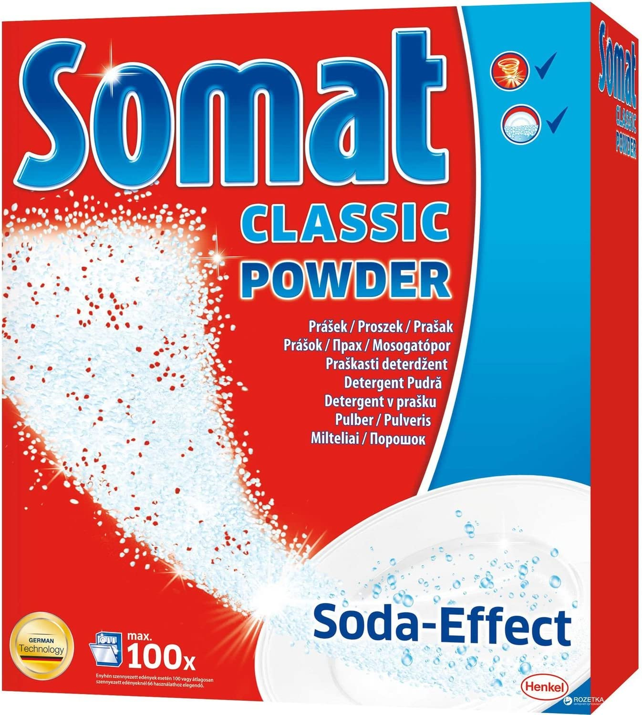 Somat Standart Power - detergente lavavajillas: Amazon.es: Electrónica