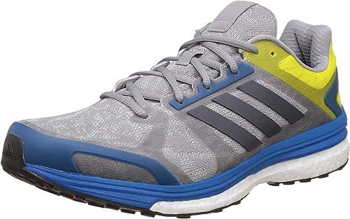 adidas Supernova Sequence 9, Zapatillas de Running para Hombre, (Midgre/Utiblu/Uniblu), 40 2/3 EU: Amazon.es: Zapatos y complementos