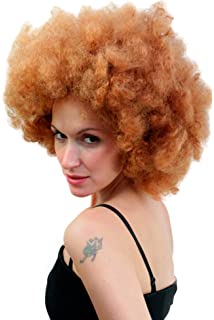 Peluca GIGANTE afro funky SUPERBAD, Foxy Brown PW0067-25MK36