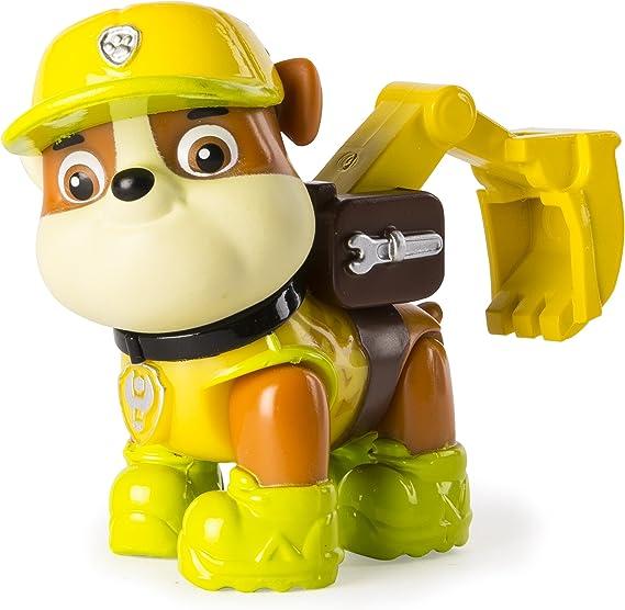 Amazon Com Paw Patrol Hero Pup Jungle Rubble Toys Games