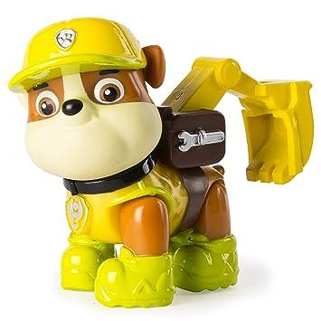 Paw Patrol Jungle Rescue Ruben Figurine Articulée De La Pat Patrouille Dans La Jungle