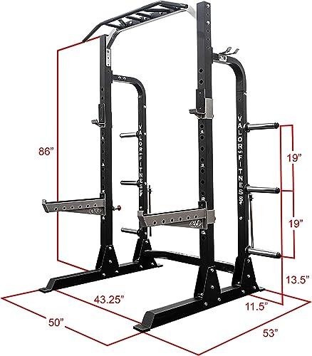 Valor Fitness BD-58 Squat Rack
