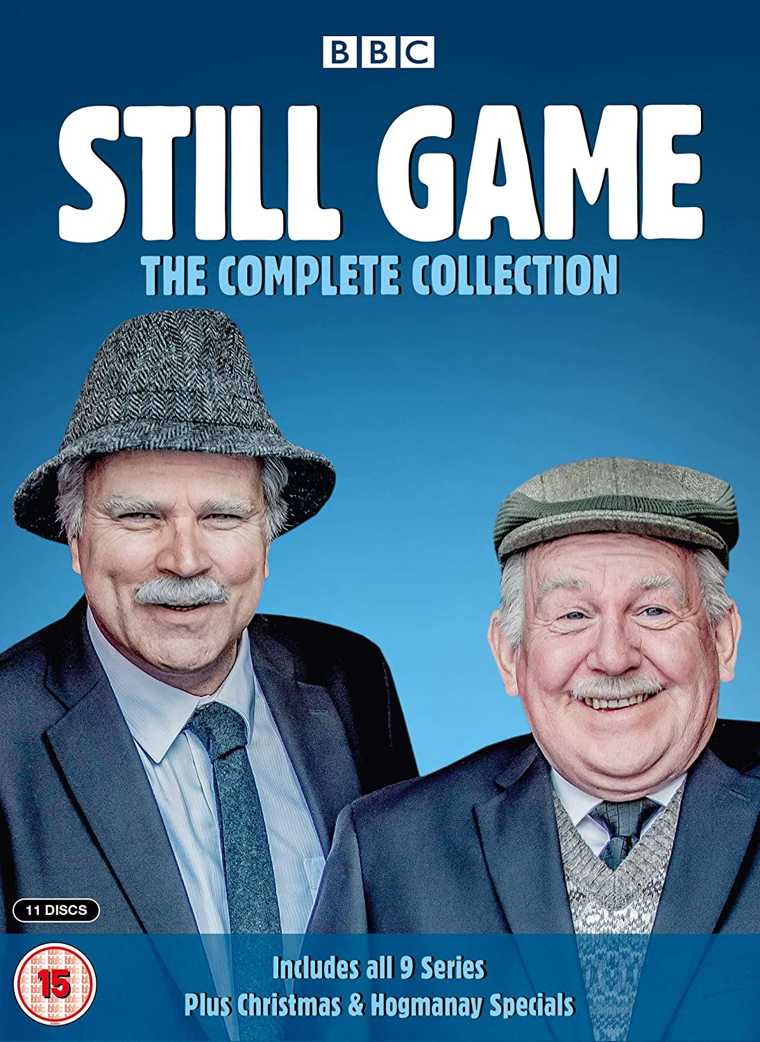 Still Game: Complete Collection