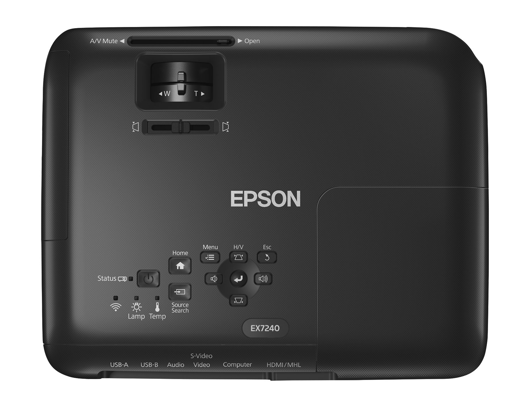 Epson EX7240 Pro WXGA 3LCD Projector Pro Wireless, 3200 Lumens Color Brightness by Epson (Image #5)