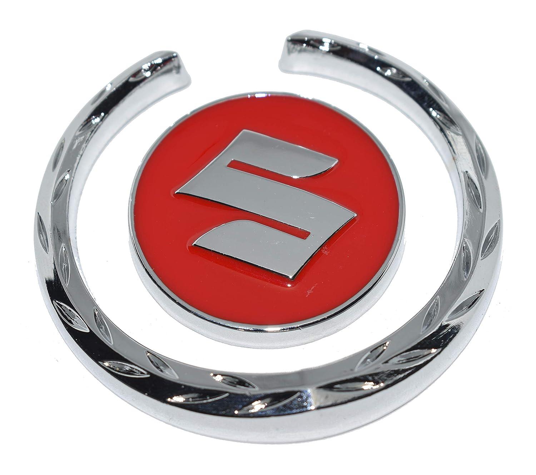 Grebest Car Metal Sticker External Decoration Car Sticker A-Z ...