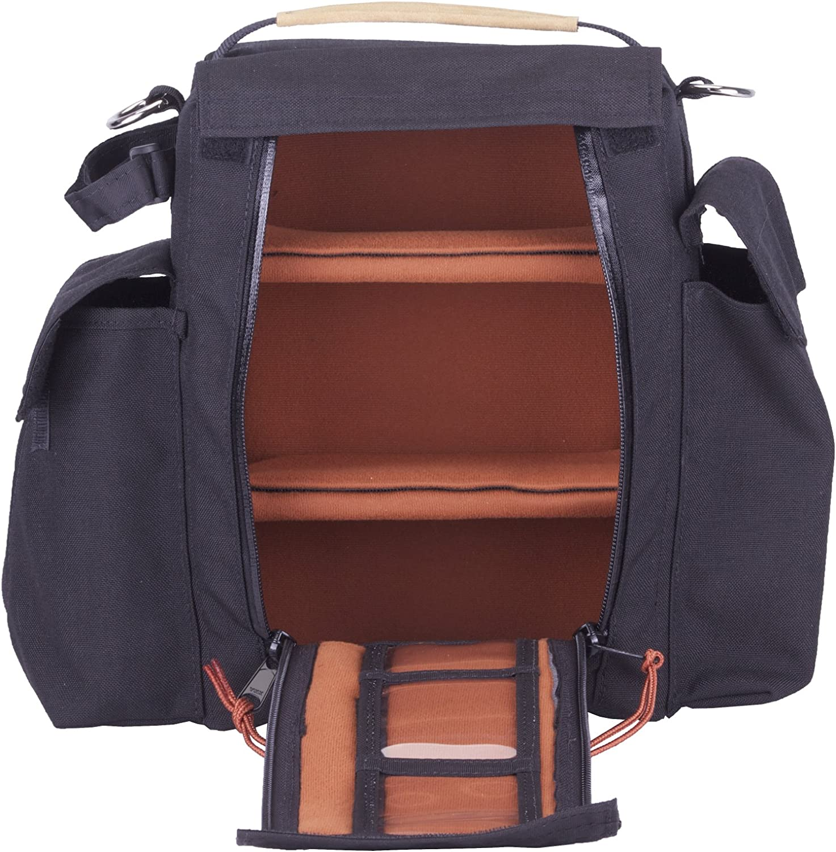 Black PortaBrace SL-1B Camera Case