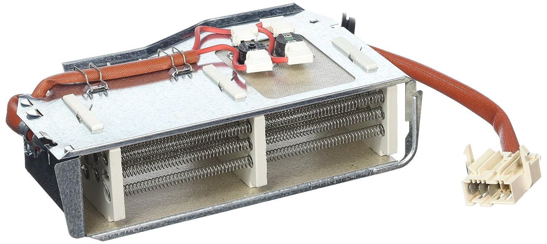 Electrolux Zanussi secadora calentador elemento. Número de pieza genuina 1257531226: Amazon.es