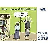 365 gute Perscheid-Tage 2019: Tageskalender