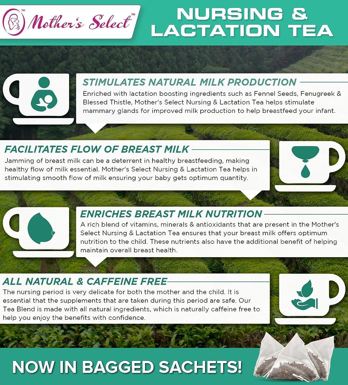 Breast feeding and caffeine
