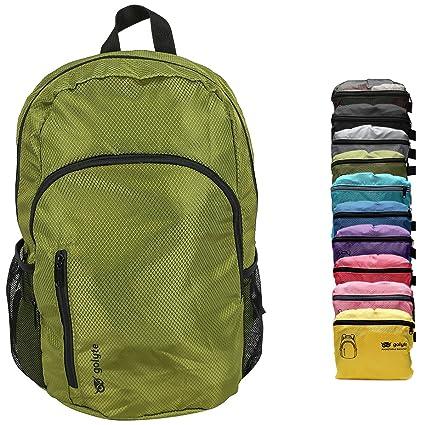9c53ade7f6f1 Golyte Lightweight Packable Travel Hiking Backpack Daypack 20L for Men  Women Adult Boy Girl Teen