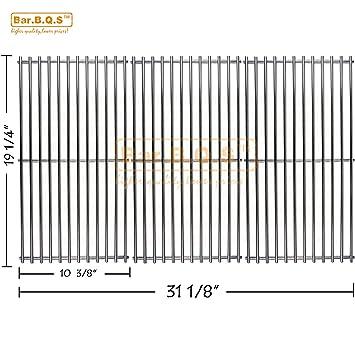 591s3 alambre de acero inoxidable barbacoa parrilla de repuesto para seleccionar modelos de parrilla de Gas