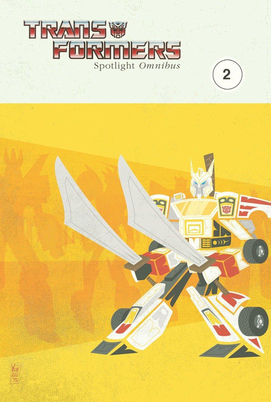 Transformers: Spotlight Omnibus Volume 2 pdf epub