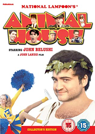 Image result for national lampoon's animal house dvd