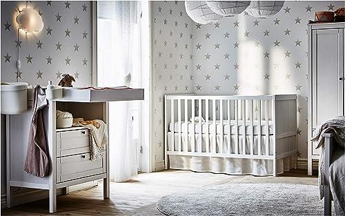 IKEA.. 302.485.75 Sundvik Crib